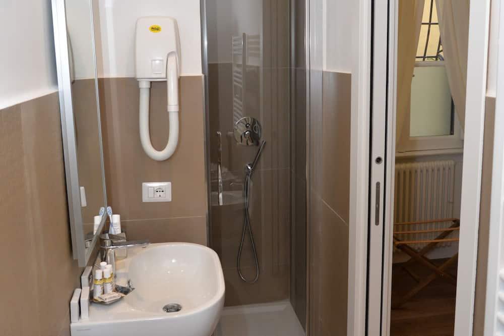 Двухместный номер с 1 или 2 кроватями (Blue Rose) - Ванная комната
