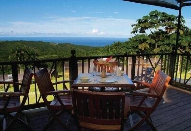 Naniki Cottages, Surinam, Restaurant