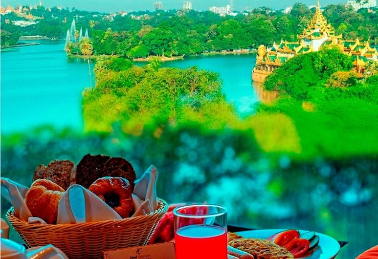 艾斯佩拉多湖景酒店, 仰光, 尊貴客房 (Lake View Corner), 湖景