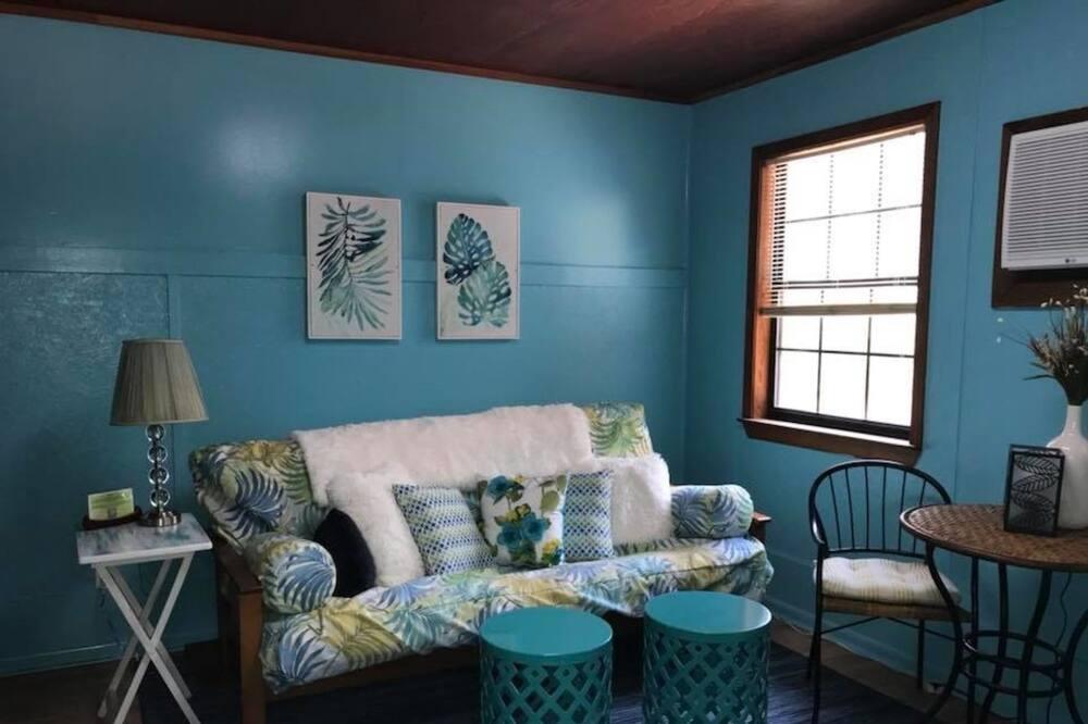 Lomamaja, 1 makuuhuone - Olohuone