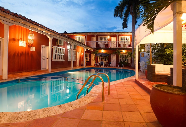 Hotel Casa Relax, Cartagena