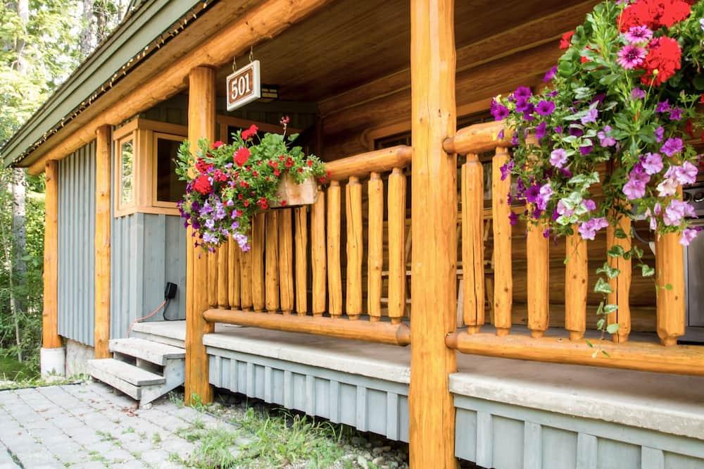 小屋, 2 間臥室 - 露台