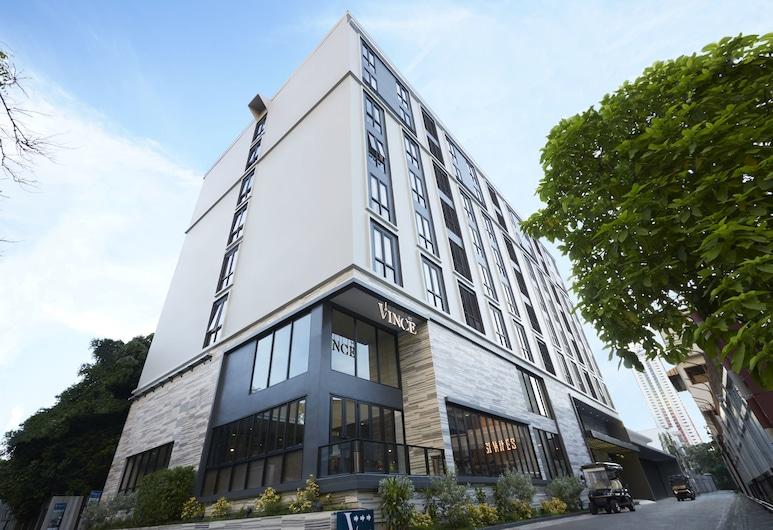 ビンス ホテル プラトゥーナム, バンコク