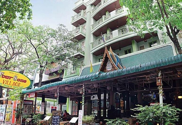 フォー サンズ ビレッジ, バンコク, ホテルのフロント