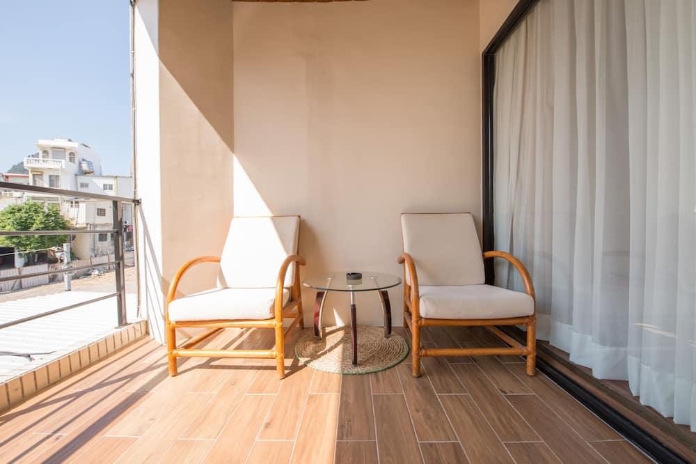 Familiekamer, Balkon - Balkon