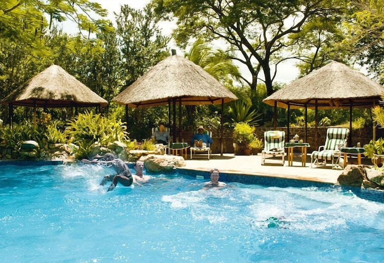Musangano Lodge, Mutare, Outdoor Pool