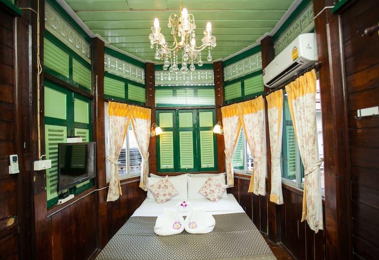 Laksameenarai Guesthouse - Hostel, Bangkok, Oda, Sigara İçilmez, Ortak Banyo, Oda