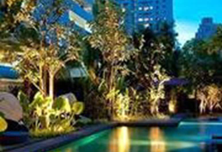12th アベニュー ホテル バンコク, バンコク, 屋外プール
