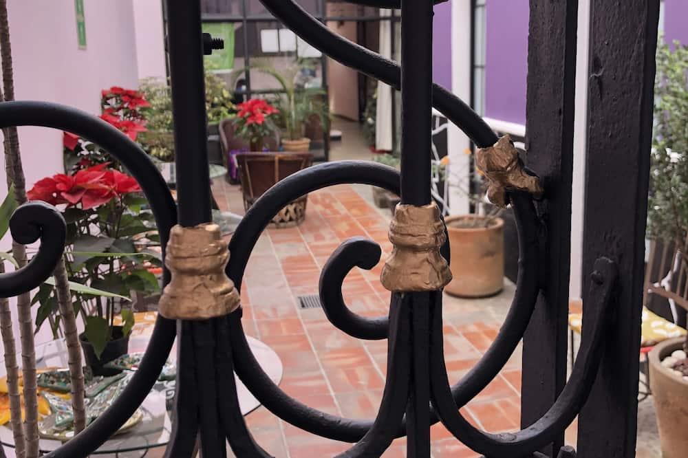 Vista al patio