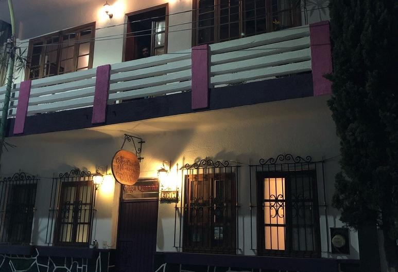 Olga Querida Hostal - Hostel, Guadalajara, Hotelfassade