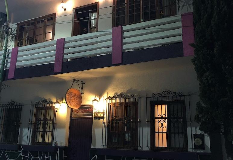 Olga Querida Hostal - Hostel, Guadalajara, Průčelí hotelu