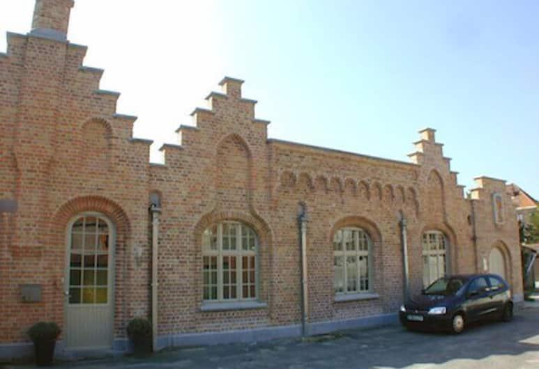 Guesthouse de Loft, Brugge, Utvendig