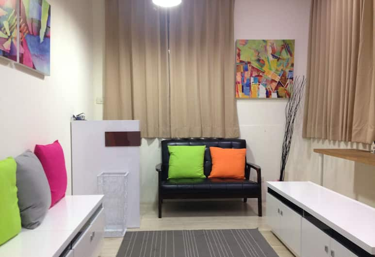 Pineapple Backpackers Hostel, Kaohsiung, Area soggiorno