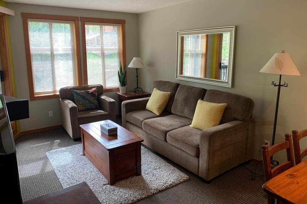Exclusive Condo - Living Room