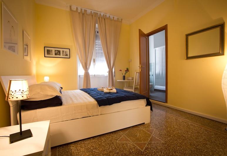 바티칸 시크릿 룸스, 로마, 더블룸, 객실