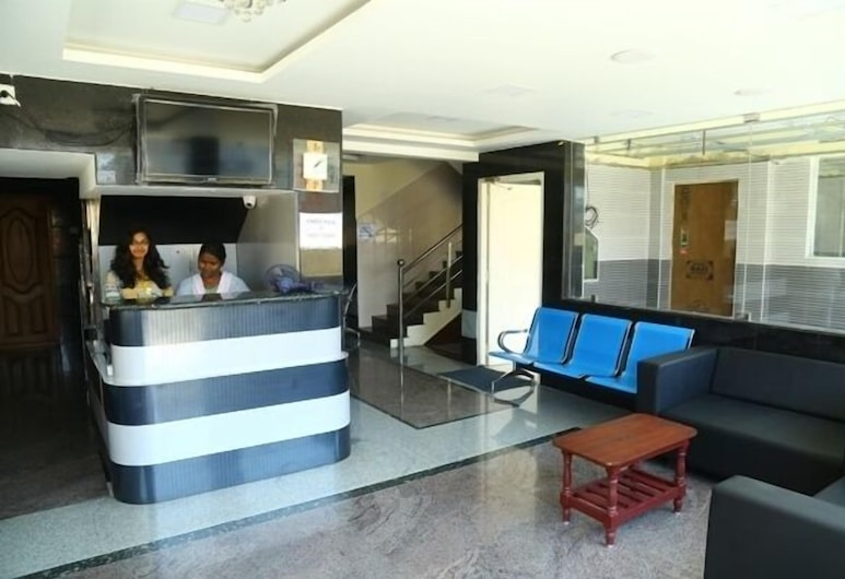 Orchid Sankrish Serviced Apartment, Chennai, Recepcia