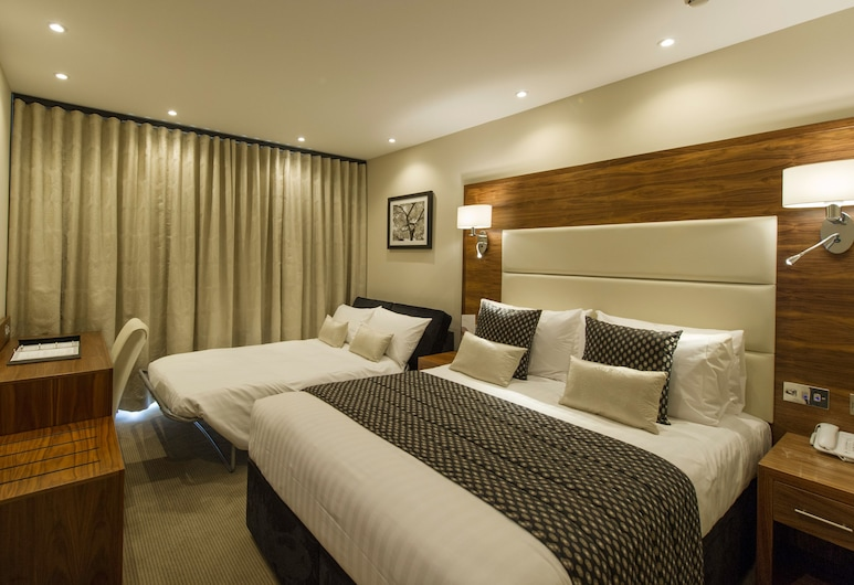 The Devon Hotel, Exeter, Executive Double Room, Guest Room