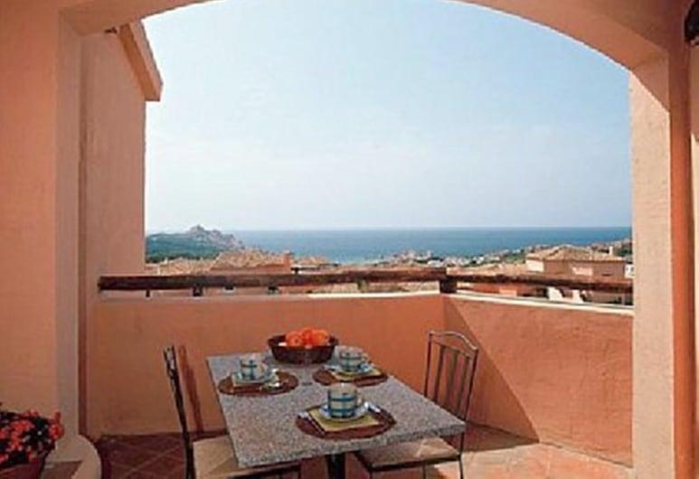 Sardinia Sea Views, Trinità d'Agultu e Vignola, Departamento panorámico, 1 habitación, terraza, vista al mar, Terraza o patio