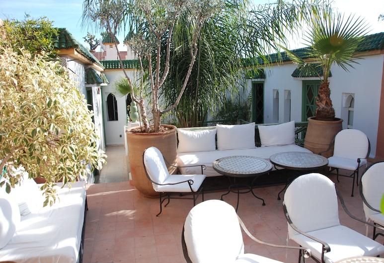Riad Celia, Marrakesch, Garten