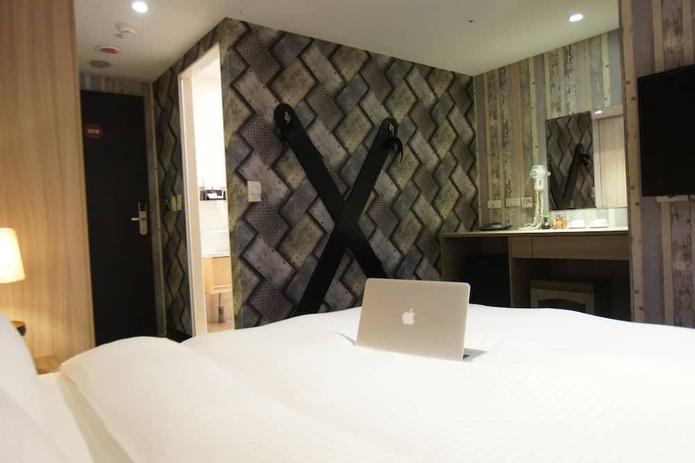 Design-dobbeltværelse - Værelse