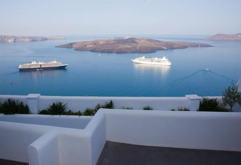 Fanari Vista Suites, Santorini, Superior Suite, Sea View, Guest Room