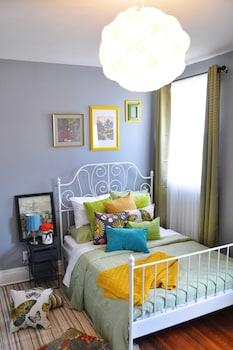 Foto van Colour Cube Guest House in Toronto