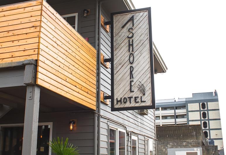 Ashore Hotel, Seaside, Fachada del hotel