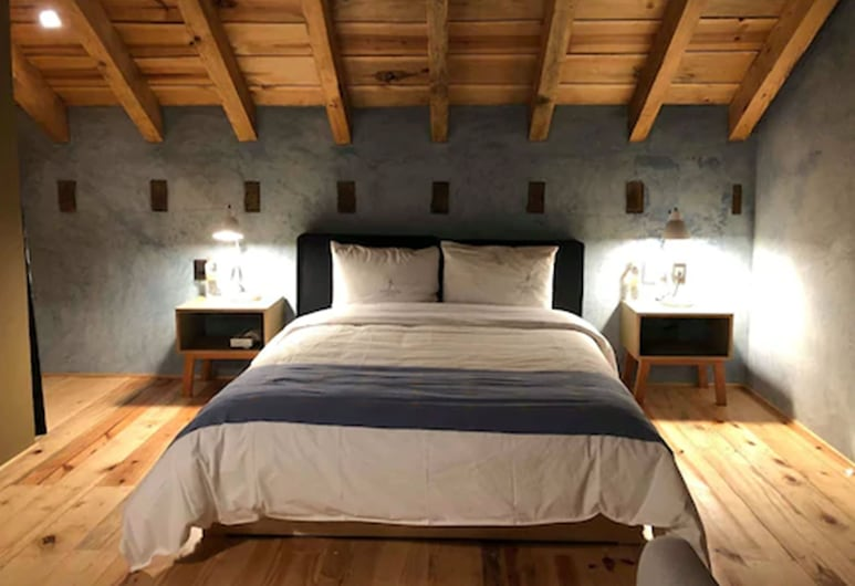 Hotel Helvérica, San Cristobal de las Casas, Apartment, 1 Queen Bed (Annex Building 3 blocks away), Guest Room