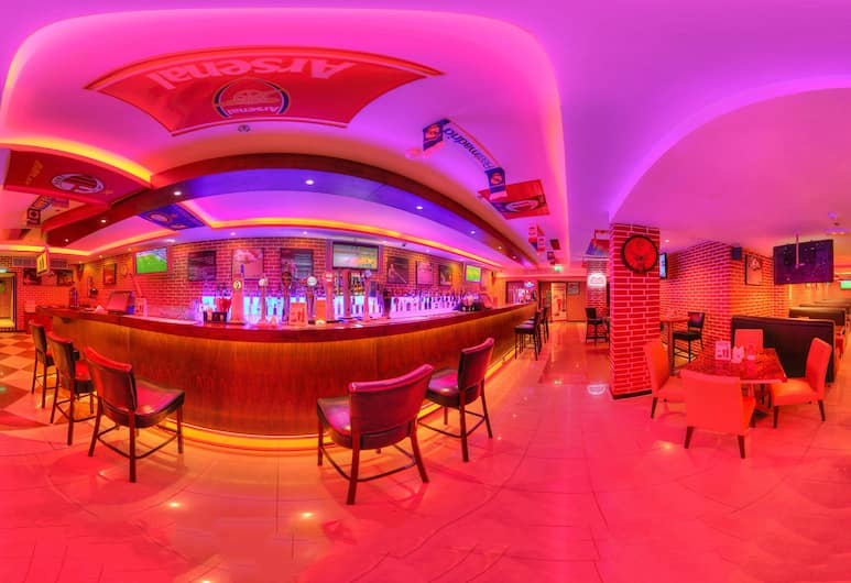 Fortune Karama Hotel, Dubajus, Naktinis klubas