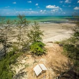 Habitación triple estándar - Vista a la playa o el mar