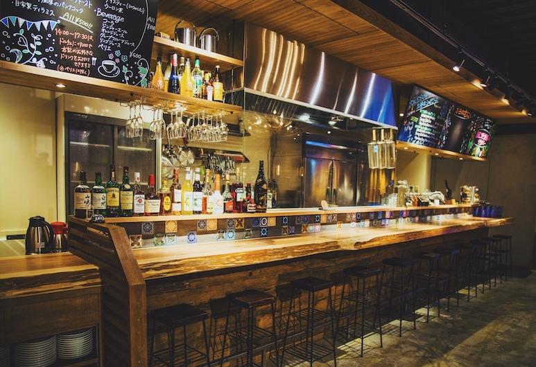 方舟咖啡廳暨青年旅舍, 大阪, 酒店酒吧