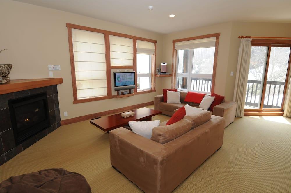 公寓, 3 間臥室 - 客廳