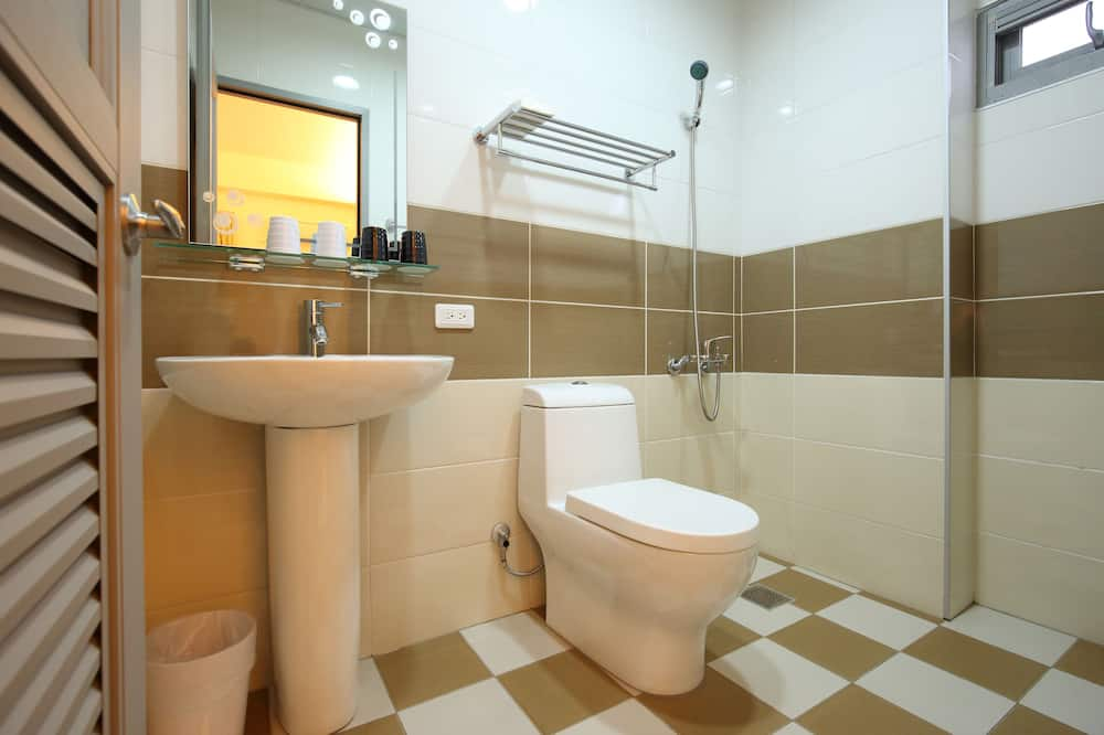 Habitación cuádruple clásica - Baño