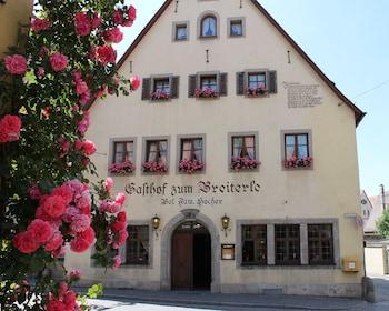 Picture of Hotel Zum Breiterle in Rothenburg ob der Tauber