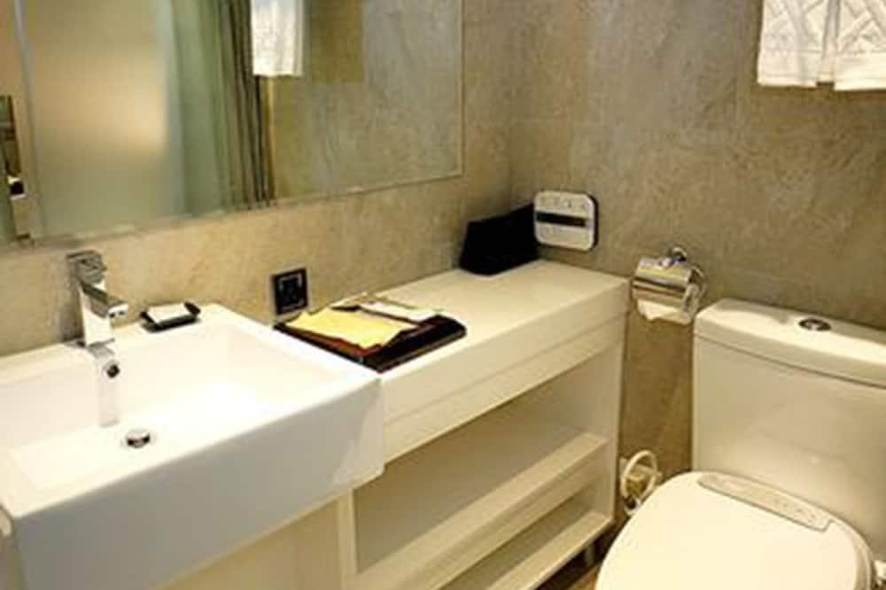 Chambre Double Deluxe, non-fumeurs - Salle de bain