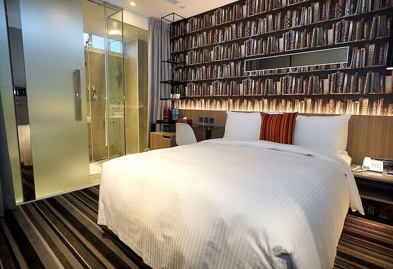 丰居旅店忠孝館, 台北市, 標準雙人房, 非吸煙房, 客房