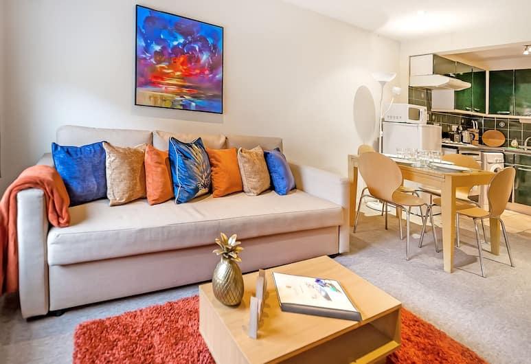 Club Living - Marylebone Apartments, London, Lägenhet Club - 1 sovrum, Rum