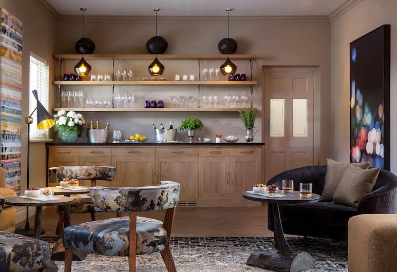 Leeu House, Franschhoek, Lobby Lounge