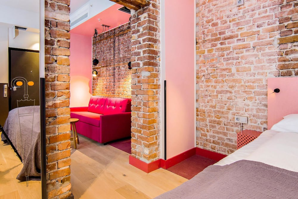 高級客房, 1 張標準雙人床, 非吸煙房 - 客房