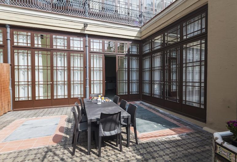 Uma Suites Pau Claris Barcelona, Barcelona, Apartamento superluxo, 3 quartos, Terraço, Terraço/pátio