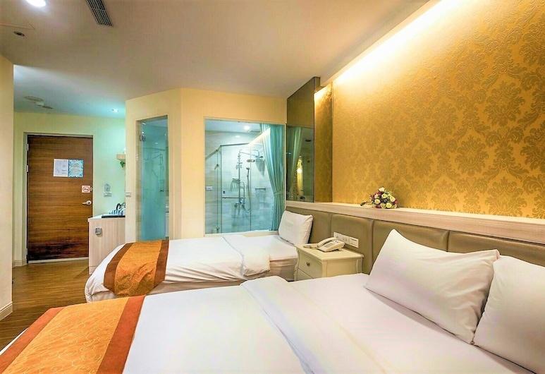 Taitung Z. Hotel, Taitung, Deluxe Üç Kişilik Oda, Oda