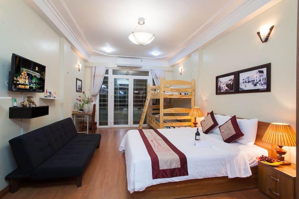 Kamar Eksekutif, 1 kamar tidur, kamar mandi pribadi, pemandangan kota - Pemandangan Kota