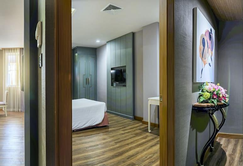 ロイヤル ラタナコーシン ホテル, バンコク, スイート 2 ベッドルーム, 客室