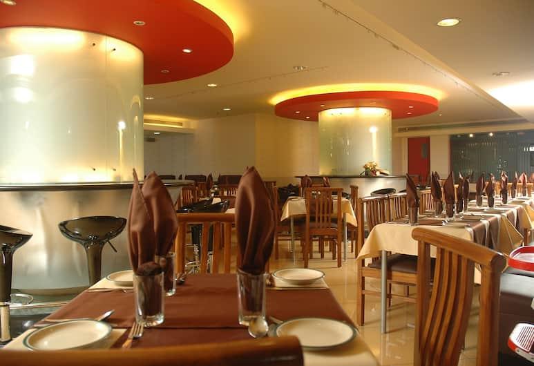 아이스테이 호텔 인펀트리 로드, 벵갈루루, 아침 식사 공간