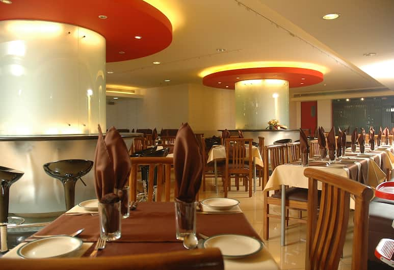 iStay Hotels Infantry Road, Bengaluru, Breakfast Area