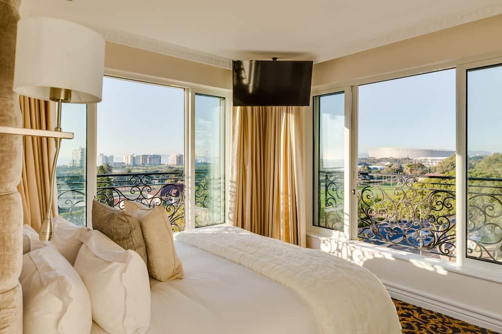 Улучшенные апартаменты, 2 спальни - Номер