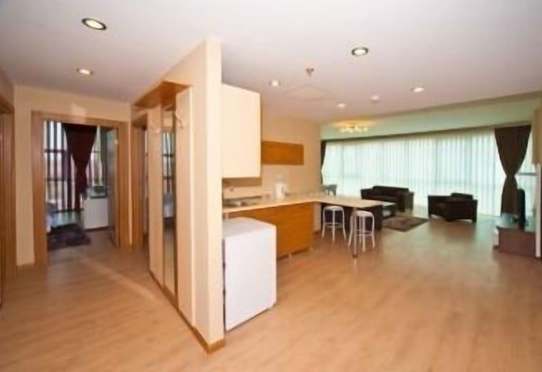 Ekinci Residence, Istanbul, Family Suite, Living Area