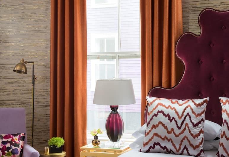 Gilded, Newport, Habitación de lujo, 1 cama Queen size, Habitación