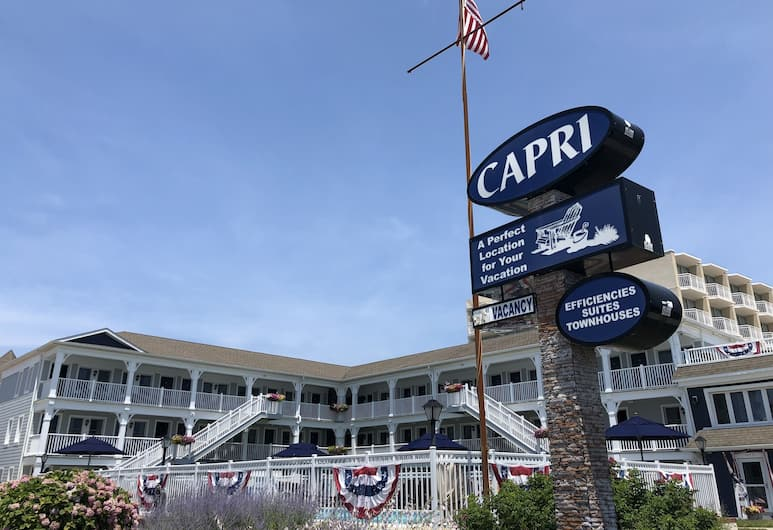 The Capri in Cape May, Cape May