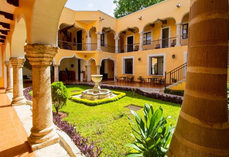 Hotel Montejo, Mérida, Θέα στην αυλή